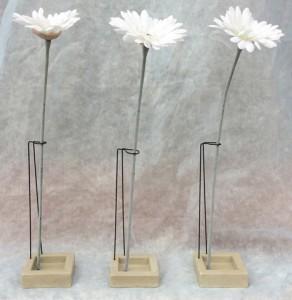 """Vase """"Quadrat Pur"""" >>> Details"""