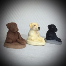 "Miniatur ""Labrador"""