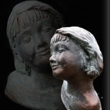 """Buddha""-Figur"