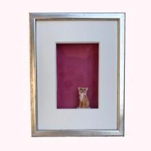 "3D-Rahmen ""Chihuahua"""